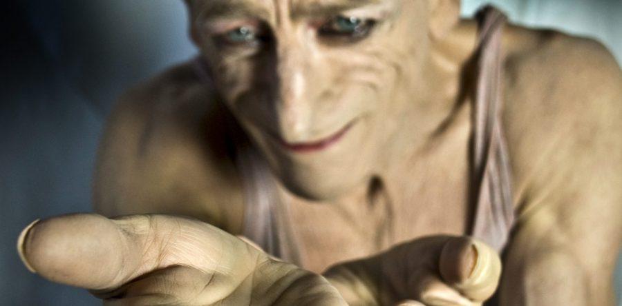 Rò Rocchi, 40 anni di carriera da mimo